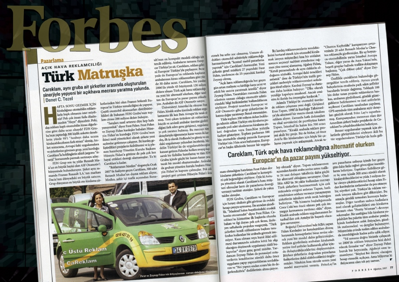 Forbes Dergisi